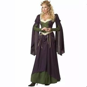 California Costumes Other - California Costumes Adult Lady In Waiting